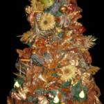 6ft Decorated Royal Safari Theme Christmas Tree